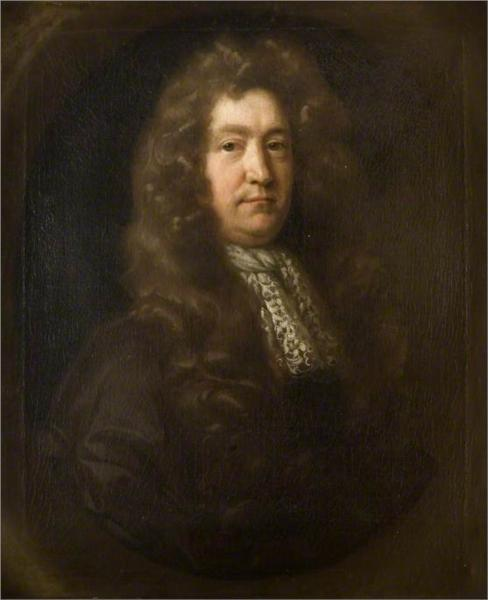 Sir Edward Waldo, 1680 - John Riley