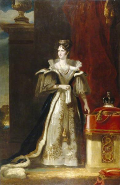 Queen Adelaide - John Simpson