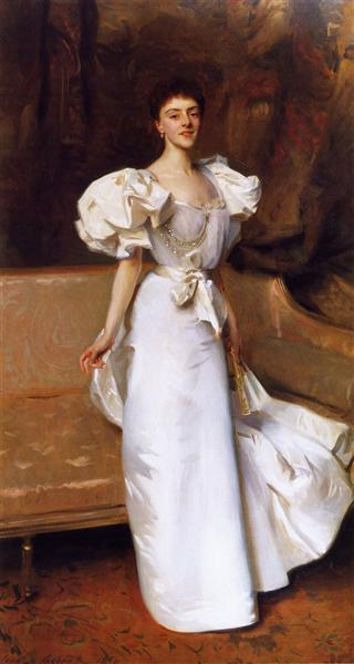 Portrait of the Countess of Clary Aldringen, 1896 - John Singer Sargent