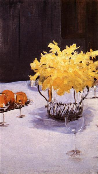 Still Life with Daffodils, 1890 - John Singer Sargent