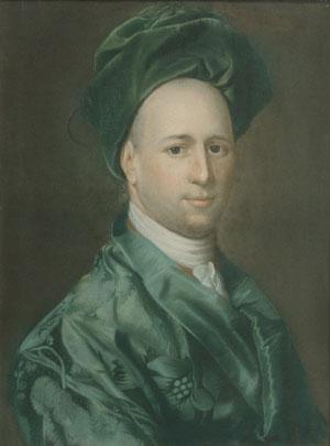 Ebenezer Storer, 1767 - 1769 - John Singleton Copley