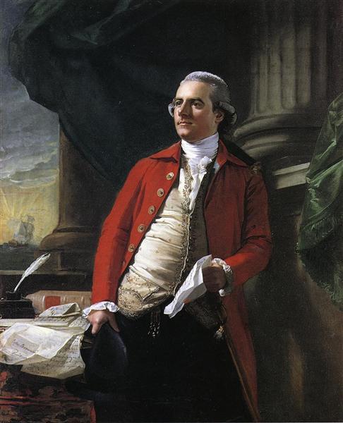 Elkanah Watson, 1782 - John Singleton Copley