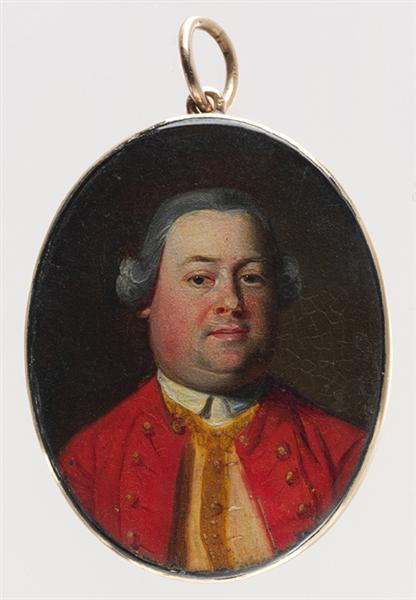 Moses Gill, c.1759 - John Singleton Copley