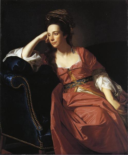 Mrs. Thomas Gage, 1771 - John Singleton Copley