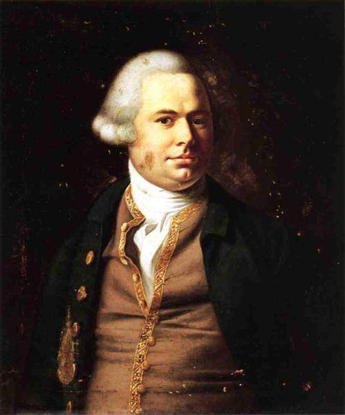 Portrait of a Gentleman, c.1767 - 1783 - John Singleton Copley