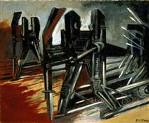 Advance - Jose Clemente Orozco