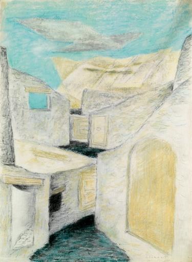 Labyrinthe, 1951 - Joseph Sima