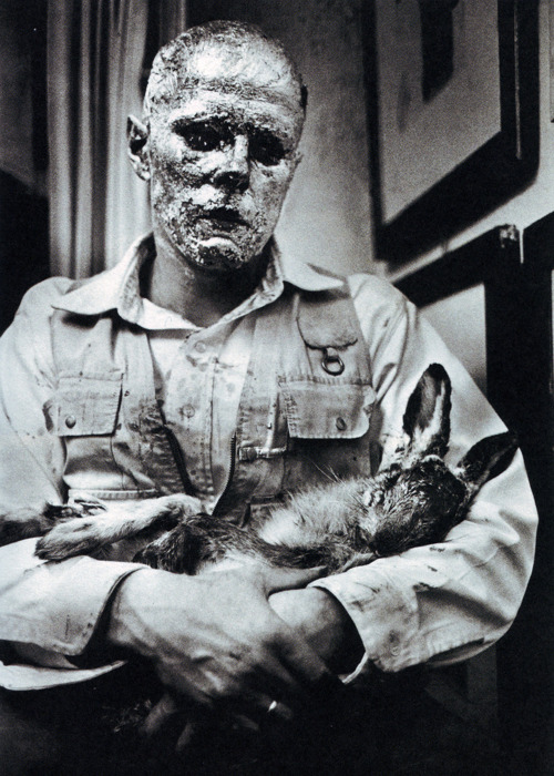 Joseph Beuys at BASTIAN