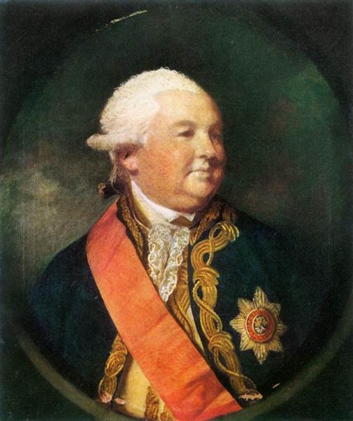 Admiral Sir Edward Hughes, 1786 - Joshua Reynolds