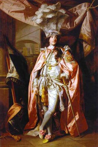 Charles Coote, 1st Earl of Bellamont - Joshua Reynolds