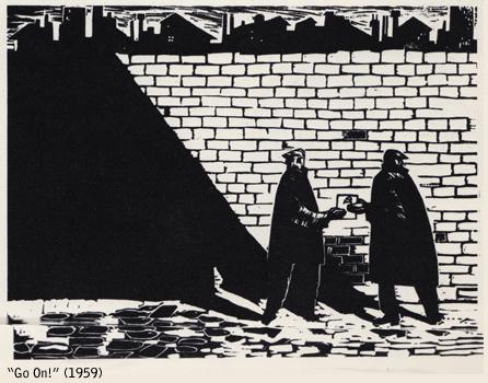 Go On!, 1959 - Jules Perahim