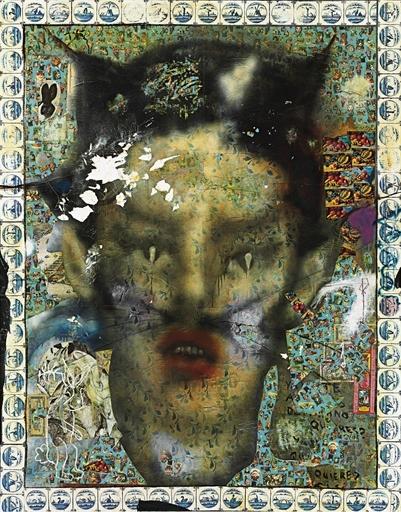 My Foolish Heart, 1992 - Julio Galán