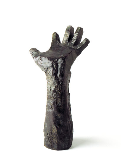 Main gauche levée no. 2, 1942 - Julio Gonzalez