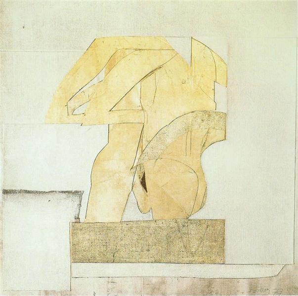 L´Épure, 1977 - Julio Pomar
