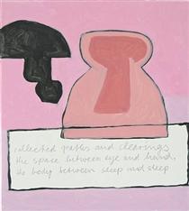 Carmen 4 (The Space Between) - Jürgen Partenheimer