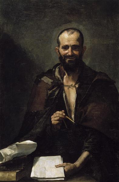 Archimedes, 1630 - Jusepe de Ribera