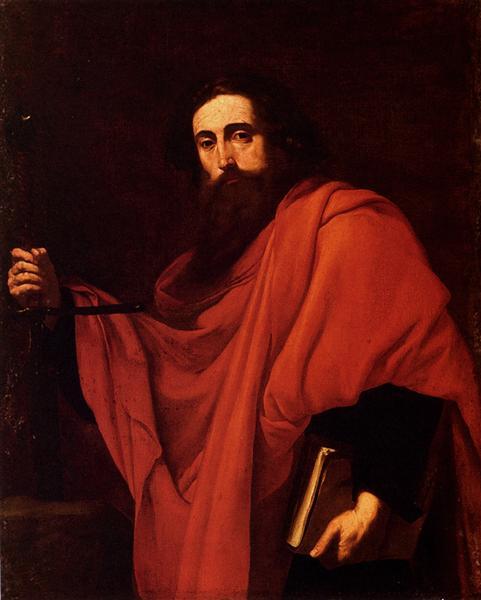 Saint Paul, 1637 - Jusepe de Ribera