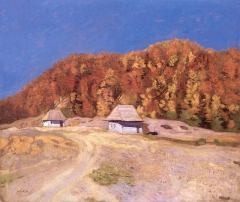 Beech Forest, 1908 - Карой Ференці