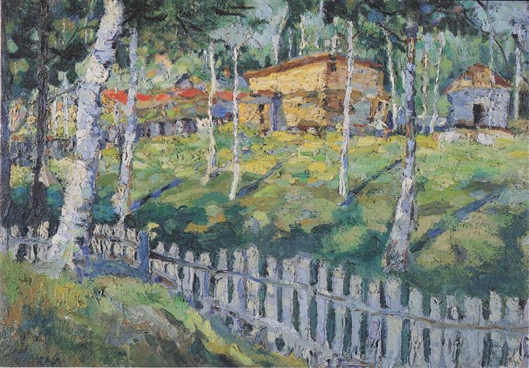Birkenhain - Kazimir Malevich