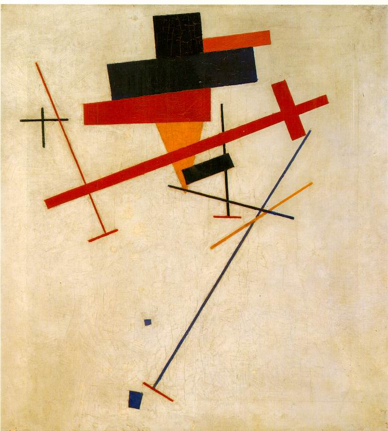Kazimir Malevich Paintings Suprematist Pain...