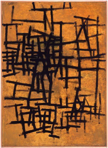Inner View #3, 1955 - Kazuo Nakamura