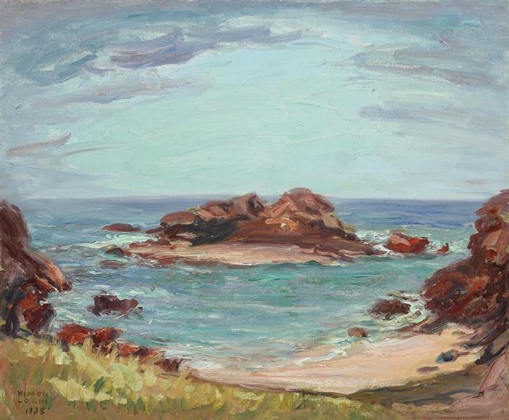 Marina, 1935 - Kimon Loghi