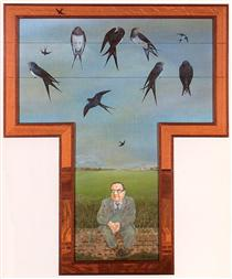 Watching the Swallows Go - Kit Williams