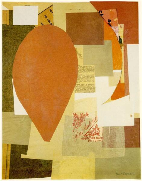 (Pino Antoni), 1933 - 1934 - Kurt Schwitters