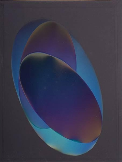 Untitled, 1981 - Larry Bell