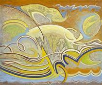 Abstraction 30 - Lawren Harris
