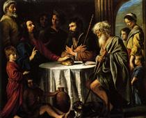 The Supper at Emmaus - Le Nain brothers