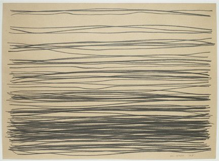 From Point, 1978 - Lee Ufan