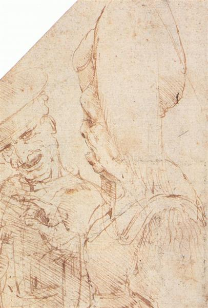Matched Couple - Leonardo da Vinci