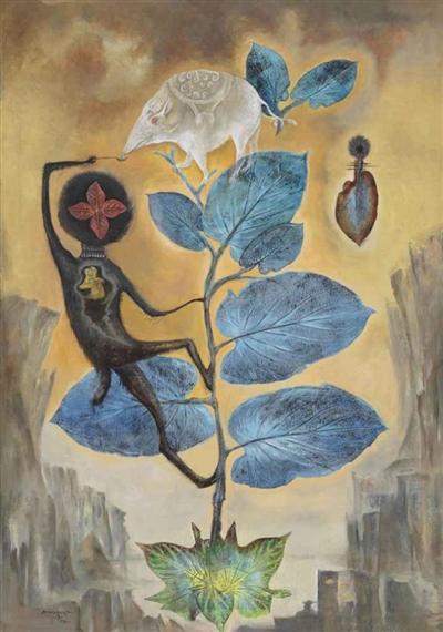 De la hierba santa, 1975 - Леонора Керрінгтон