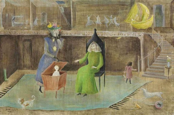Neighbourly Advice, 1947 - Leonora Carrington