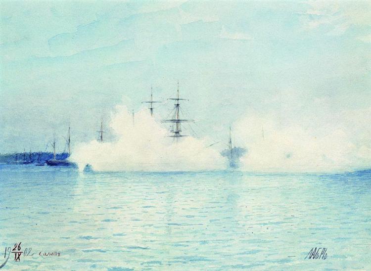 Salute September 26, 1902, 1902 - Lev Lagorio