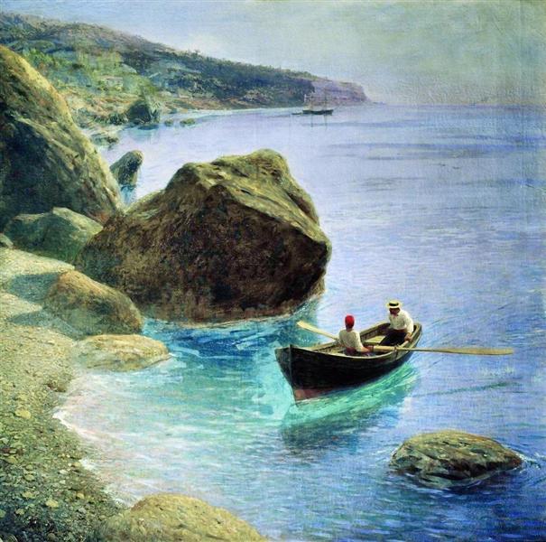 Simeiz, 1899 - Lev Lagorio