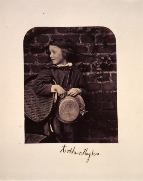 Arthur Hugues, 1863 - Lewis Carroll