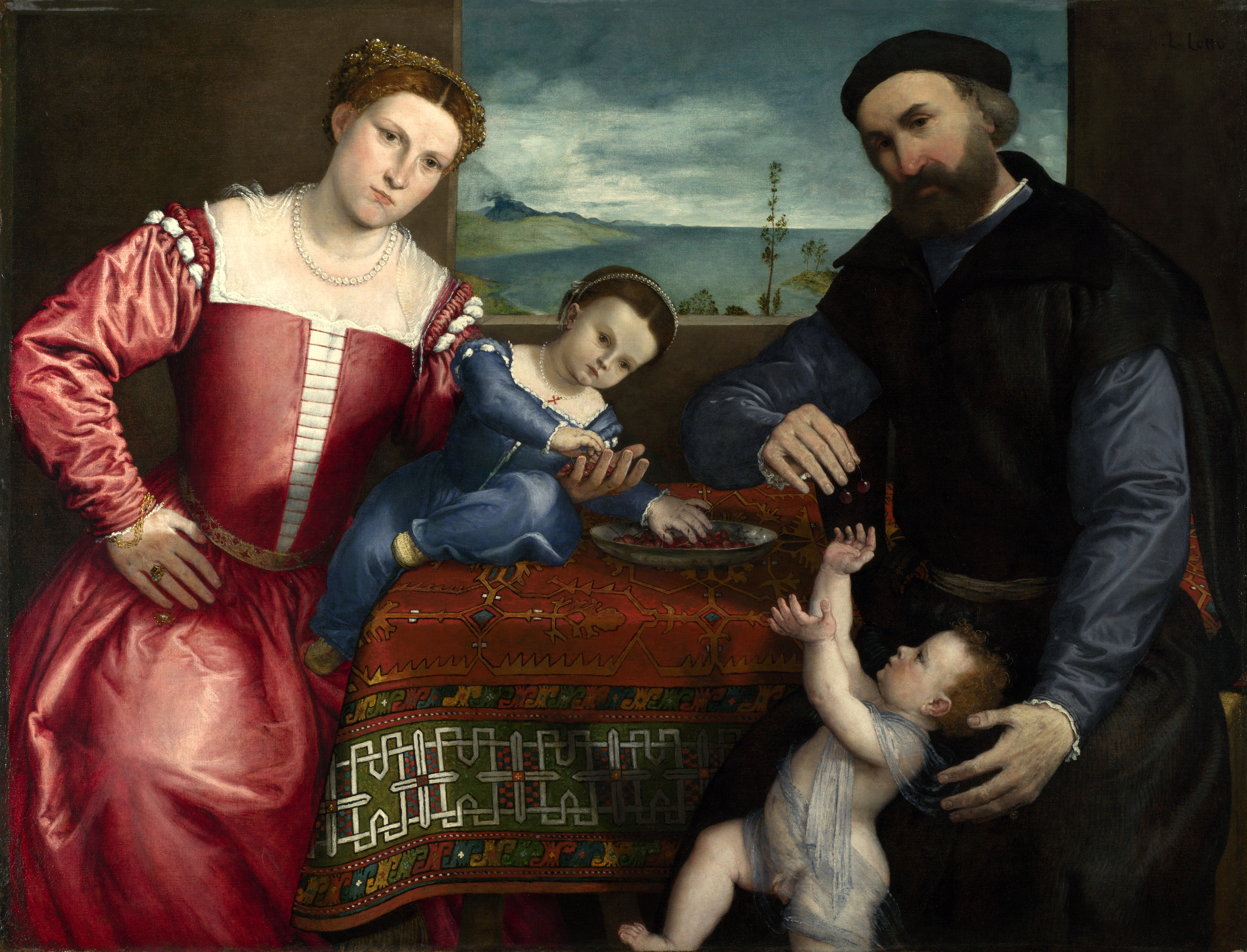 virgin and child by claus de werve