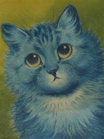 Blue Cat - Луис Уэйн