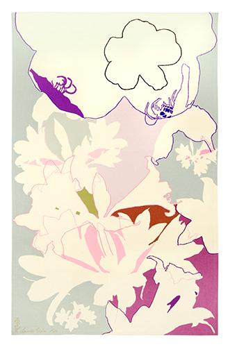 Sombras Brancas II - Lourdes Castro