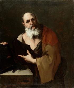 Plato - Luca Giordano