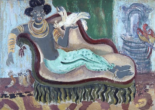 Unknown title - Lucia Demetriade Balacescu