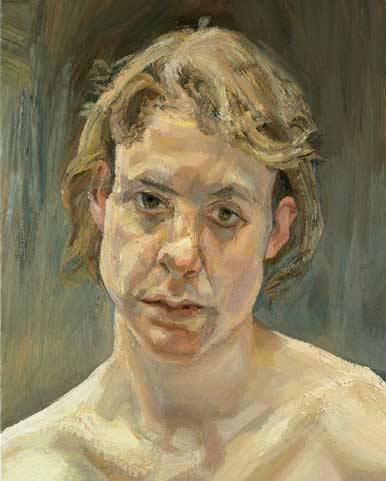 Head of a Naked Girl, 1999 - Lucian Freud