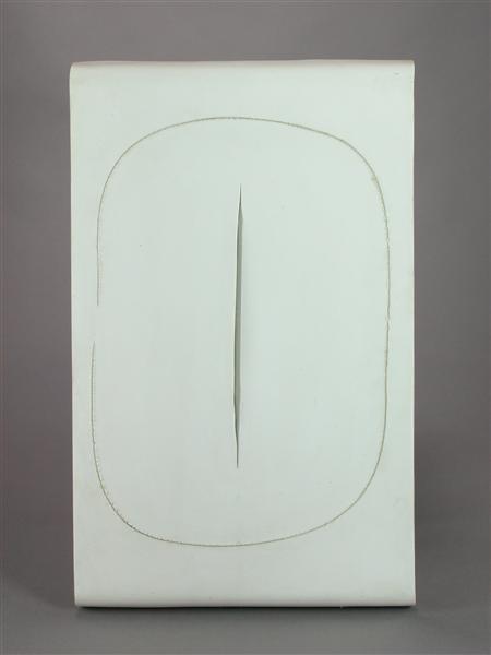 Concept Spatiale, 1968 - Лучо Фонтана