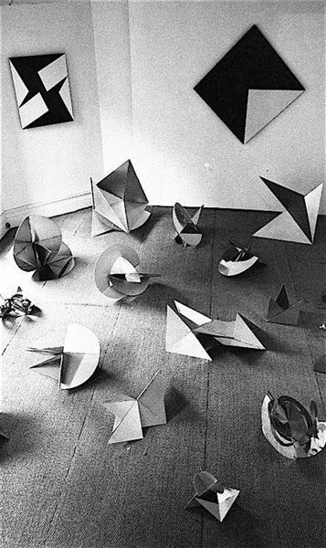 Bichos, 1965 - Lygia Clark