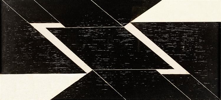 Tecelar, 1955 - Lygia Pape