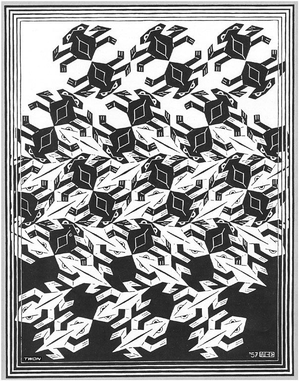 essay on m.c. escher