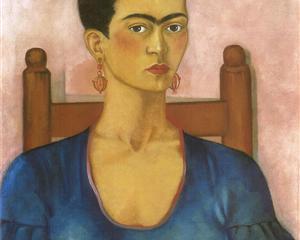 Self Portrait - Frida Kahlo