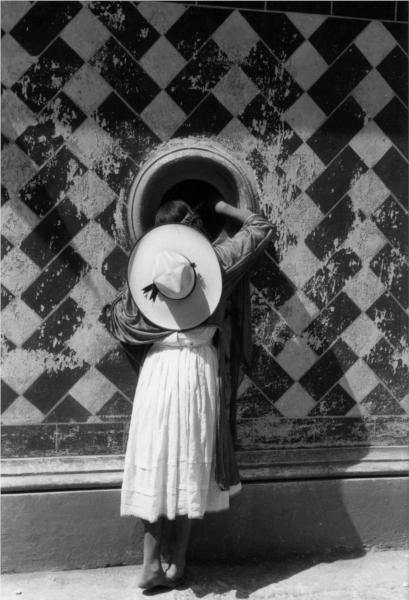 La Hija de los Danzantes, 1933 - Manuel Alvarez Bravo